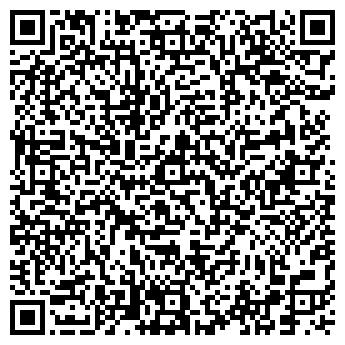 QR-код с контактной информацией организации ООО ЧЕПЕЦК-КРОВЛЯ