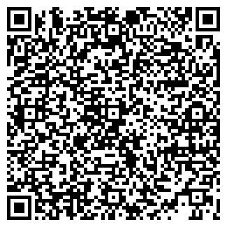 QR-код с контактной информацией организации ЗАО ХИМКОМ
