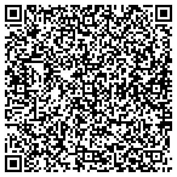 QR-код с контактной информацией организации Хостел Берлога