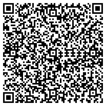 QR-код с контактной информацией организации КАЗДОРПРОЕКТ
