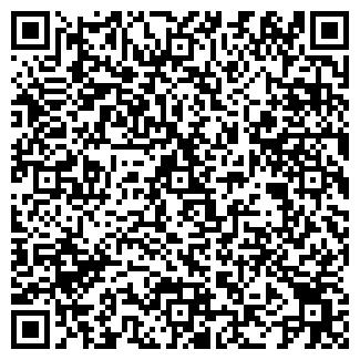 QR-код с контактной информацией организации ПРОЕКТ