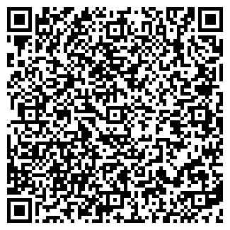 QR-код с контактной информацией организации ВЯТЛЕС, ОАО