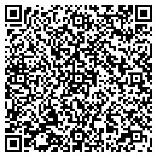 QR-код с контактной информацией организации ЕРМАКОВСКАЯ СРЕДНЯЯ
