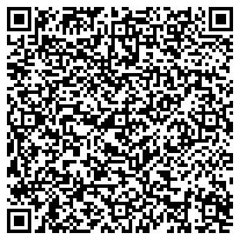 QR-код с контактной информацией организации ООО Авторынок в г. Омске