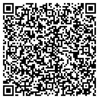 QR-код с контактной информацией организации АЙСБЕРГ ТД