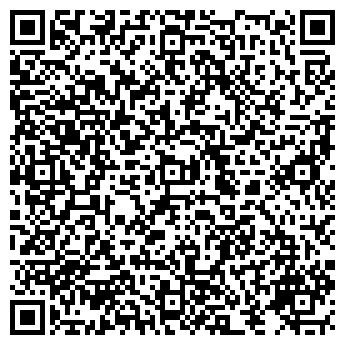QR-код с контактной информацией организации РОДНОЙ КРАЙ ГАЗЕТА