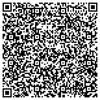 QR-код с контактной информацией организации ИНСТИТУТ ОРГАНИЧЕСКОГО СИНТЕЗА И УГЛЕХИМИИ РК