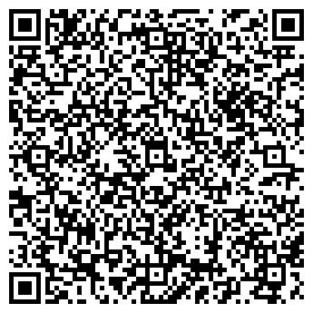 QR-код с контактной информацией организации ИНТЕРСТРОЙСЕРВИС И К ТОО