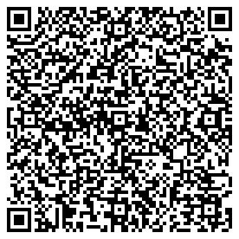 QR-код с контактной информацией организации ИНТЕР-ТЕХСЕРВИС ТОО