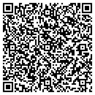 QR-код с контактной информацией организации КАИПСКИЙ ДЕТСКИЙ САД