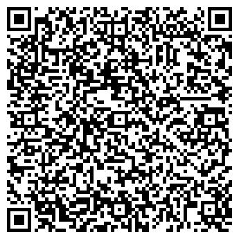 QR-код с контактной информацией организации КАЗАНСКИЕ АПТЕКИ