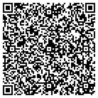 QR-код с контактной информацией организации ЮБИЛЕЙНЫЙ ЛАГЕРЬ