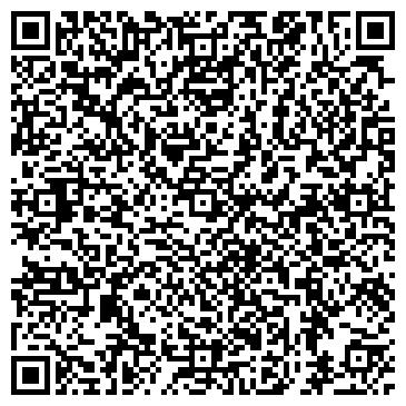 QR-код с контактной информацией организации ООО Lucky Pizza