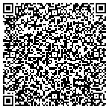 QR-код с контактной информацией организации Тренажерный зал «Витязь»