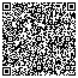 QR-код с контактной информацией организации ЮДОЛЬ