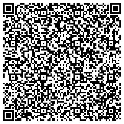 QR-код с контактной информацией организации ООО Завод лакокрасочных материалов «Снежинка»