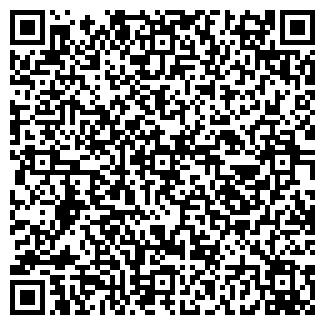 QR-код с контактной информацией организации ЯРЫШ