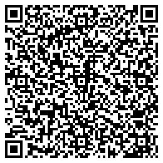 QR-код с контактной информацией организации ГОРОД N