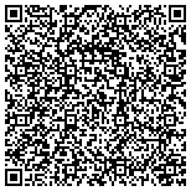QR-код с контактной информацией организации АК БАРС БАНК ОАО НИЖНЕКАМСКИЙ ФИЛИАЛ ИНТЕРКАМА