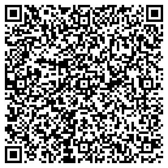 QR-код с контактной информацией организации ООО РАКУШКА