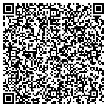 QR-код с контактной информацией организации РАДУГА ЦКИД