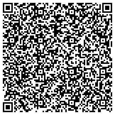 QR-код с контактной информацией организации ФОНД СОЦИАЛЬНОГО СТРАХОВАНИЯ РФ НОВОМАЛЫКЛИНСКОГО РАЙОНА