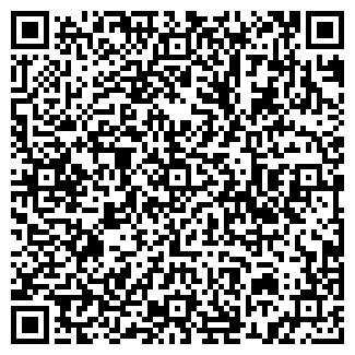 QR-код с контактной информацией организации ОАО ОРИОН