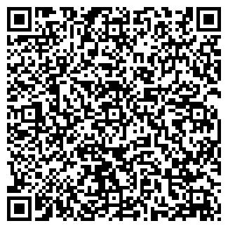 QR-код с контактной информацией организации ООО АЗИЯ