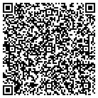 QR-код с контактной информацией организации НОВОБУРАССКАЯ ДЮСШ
