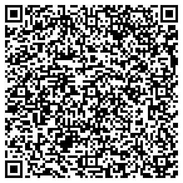 QR-код с контактной информацией организации САЛОН МЕБЕЛИ УПП МЕБЕЛЬНАЯ ФУРНИТУРА