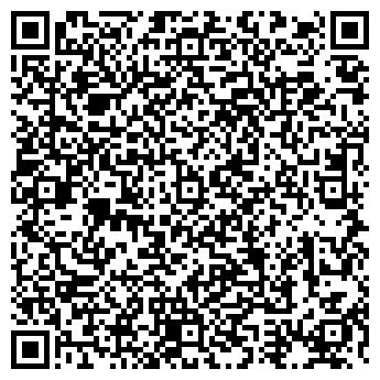 QR-код с контактной информацией организации ЧАО ТОРГОВЫЙ ЦЕНТР