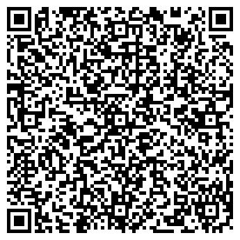 QR-код с контактной информацией организации ОЗИНСКОГО РАЙОНА ПЧ № 50