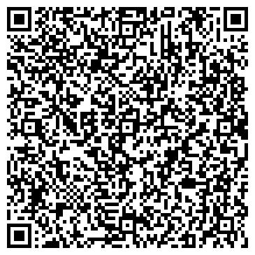 QR-код с контактной информацией организации ВОЕННАЯ ПРОКУРАТУРА ОРЕНБУРГСКОГО ГАРНИЗОНА