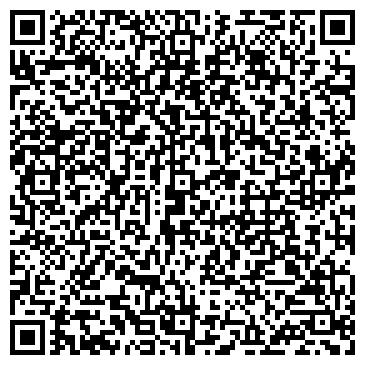 QR-код с контактной информацией организации бизнес - интернет клуб