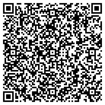 QR-код с контактной информацией организации УРАЛЬСКИЕ УЗОРЫ, ЗАО