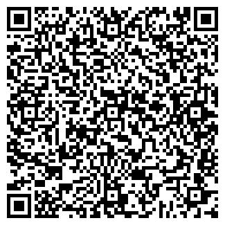 QR-код с контактной информацией организации ЛЕДА ТД