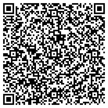 QR-код с контактной информацией организации ООО Меридиан, метизная продукция