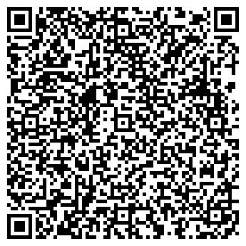 QR-код с контактной информацией организации АВТОМОБИЛИ УАЗ