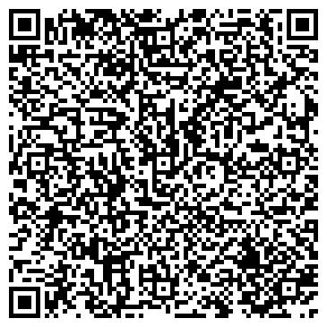 QR-код с контактной информацией организации ООО Fitness Plaza