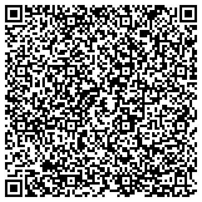 QR-код с контактной информацией организации ВОЕННО-ОХОТНИЧЬЕ ОБЩЕСТВО ПРИВОЛЖСКОГО ВОЕННОГО ОКРУГА ОРЕНБУРГСКОГО ГАРНИЗОНА