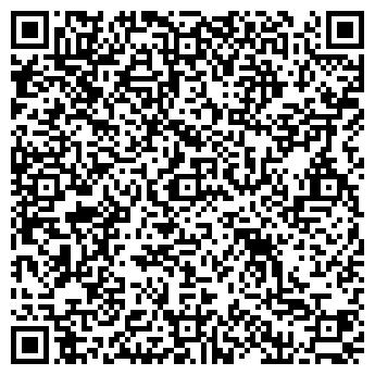 QR-код с контактной информацией организации ООО Юстикон