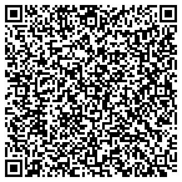 QR-код с контактной информацией организации Planetium