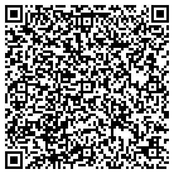QR-код с контактной информацией организации СИЯНИЕ УРАЛА ПЦ