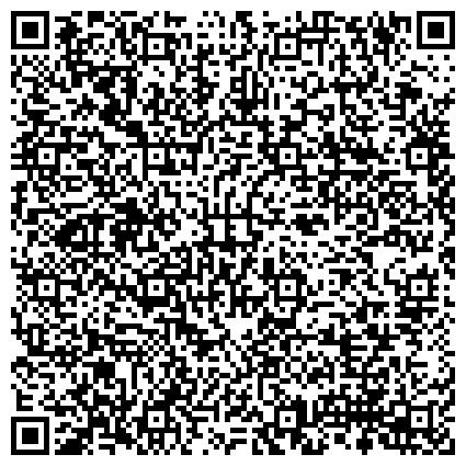 """QR-код с контактной информацией организации Государственное бюджетное учреждение здравоохранения """"Оренбургская областная клиническая больница"""