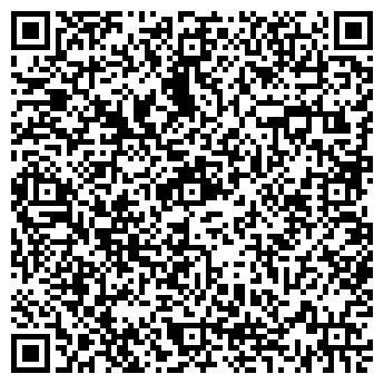 QR-код с контактной информацией организации Рекламастер
