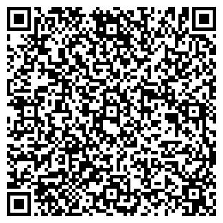 QR-код с контактной информацией организации КАМАЮН