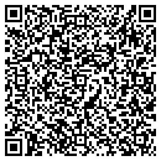 QR-код с контактной информацией организации ТОЧКА ЗРЕНИЯ