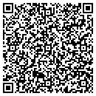 QR-код с контактной информацией организации ЧЕШИРСКИЙ КОТ