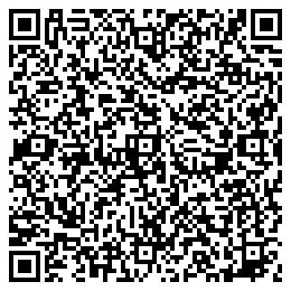 QR-код с контактной информацией организации ТЕХ КО ТОО