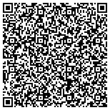 QR-код с контактной информацией организации СУПЕРМАРКЕТ «ФОКС» КНИГИ-КАНЦТОВАРЫ»